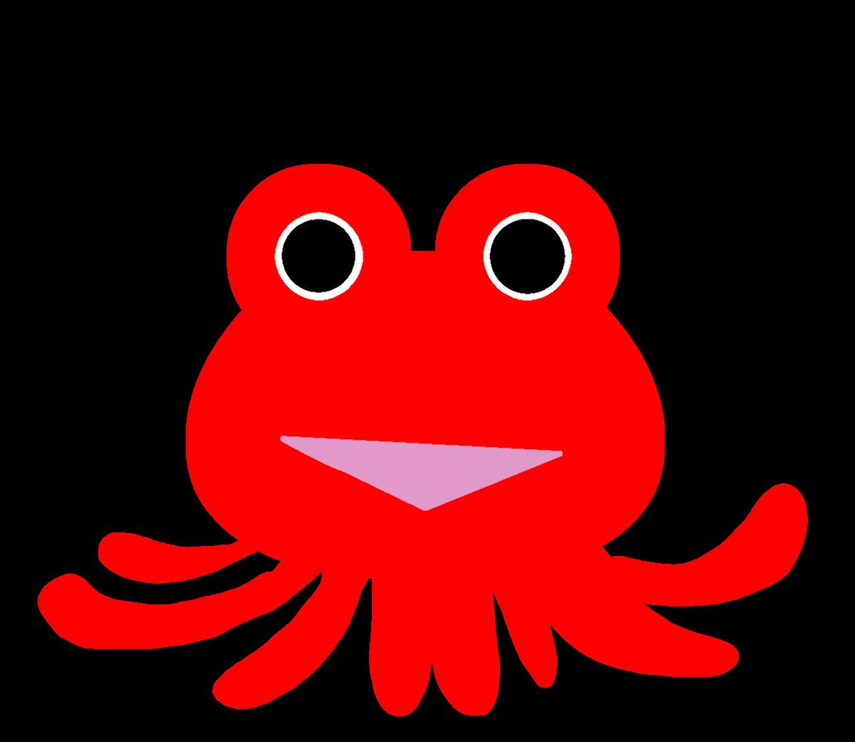 octopas-frog
