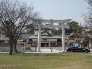 広島護国神社1