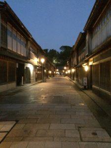 金沢のひがし茶屋街2