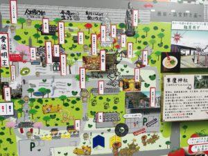 如意輪寺の地図4
