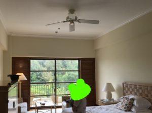 ザ・ブセナテラスの部屋のベッド1