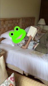 ザ・ブセナテラスの部屋のベッド2