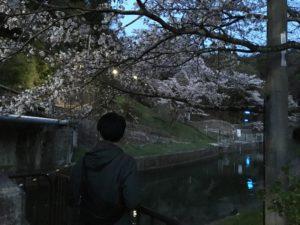 蹴上インクラインの水路2