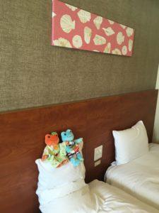 ロワジールホテル那覇の部屋2