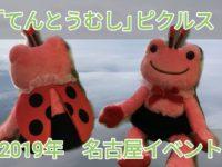 【かえるのピクルス】2019年・春!てんとうむしピクルスを買いに名古屋の期間限定イベント行ってきた!「ついでに2019年福袋と東急ハンズカフェも振りかえる」