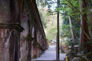 南禅寺のレンガ造りの橋1