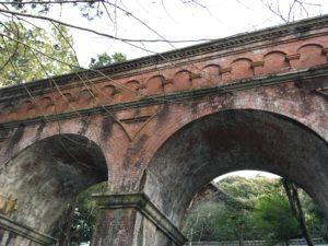 南禅寺のレンガ造りの橋2