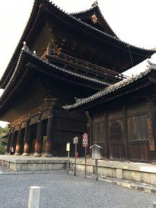 南禅寺の門1