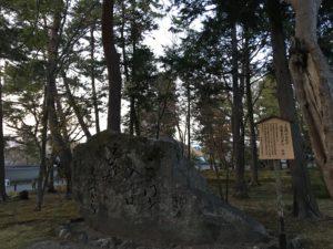 南禅寺の岩1