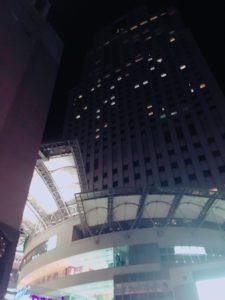 リーガロイヤル広島と商業施設パセーラ2