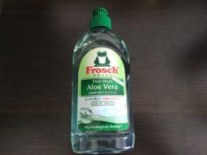 フロッシュの食器用洗剤アロエヴェラ