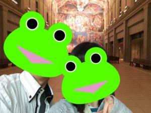 大塚国際美術館の天井画3