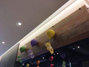 かえるのピクルス大阪イベント2019コラボカフェの外観