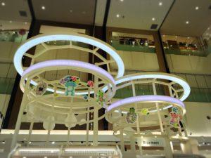 かえるのピクルス大阪イベント2019のルクアイーレ店内