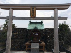 大分市の鉄道神社