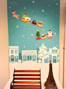 フォトロケのクリスマスの絵