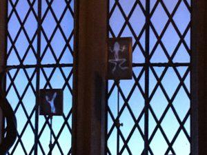ホグワーツ城の中のカエルスポット