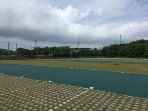 淡路島ニジゲンノモリ忍里の最寄りの駐車場E