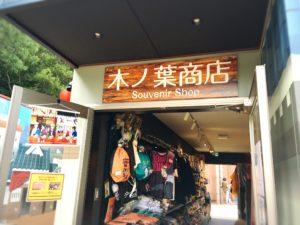 忍里の木ノ葉商店